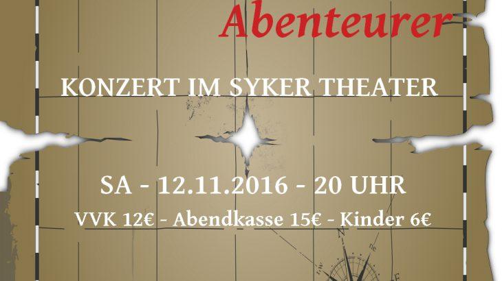 Jahreskonzert Modernes Orchester TuS Syke