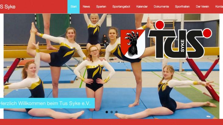Website Tus Syke